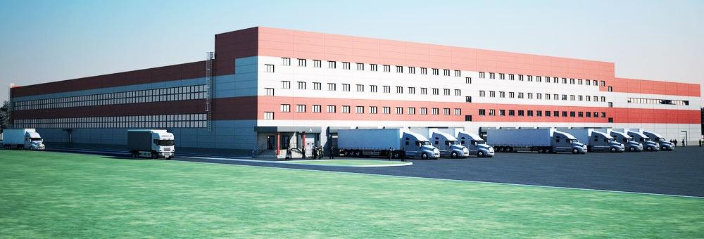 Реконструкция производственно-складского комплекса