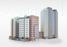 Реконструкция и строительство нового бизнес-центра в центре делового сотрудничества РОСТЭК