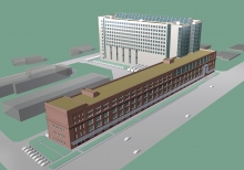Реконструкция и расширение производственно-складского комплекса